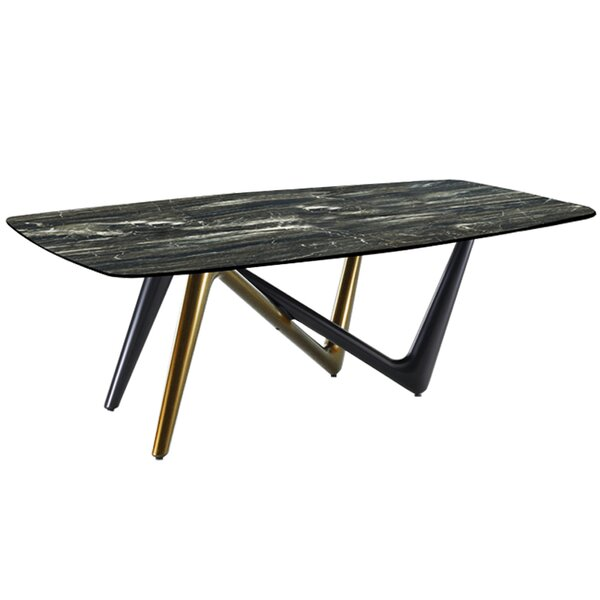 Horn Dining Table By Brayden Studio