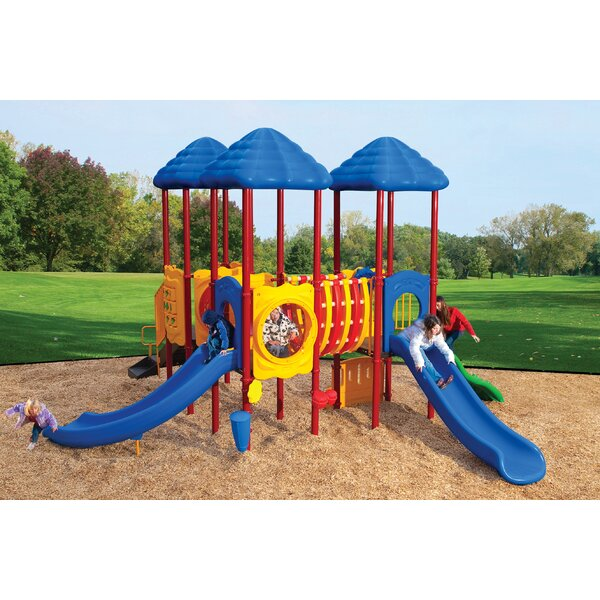 UPlay Today Cumberland Gap Playground System by Ultra Play