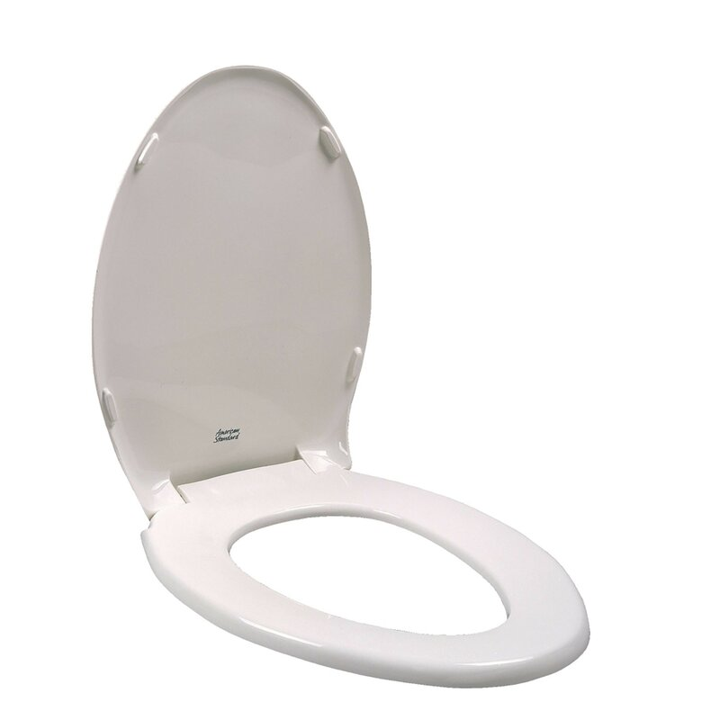 American Standard Champion Slow Close Front Round Toilet