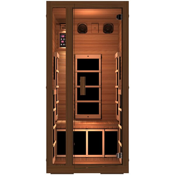 Freedom 1 Person FAR Infrared Sauna by JNH Lifestyles
