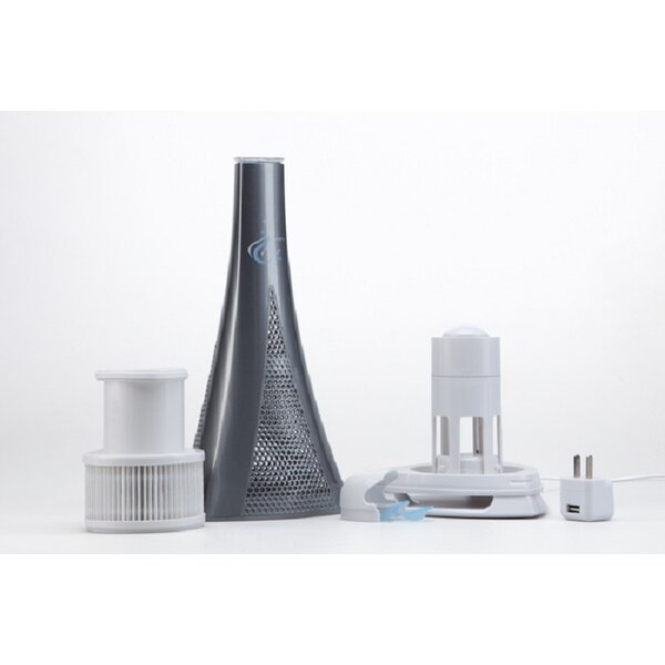 Serenity Personal Air Purifier with HEPA Filter by Glaros