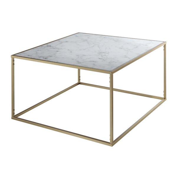Fabulous Marble/Granite-Top Coffee Tables You'll Love | Wayfair LU42