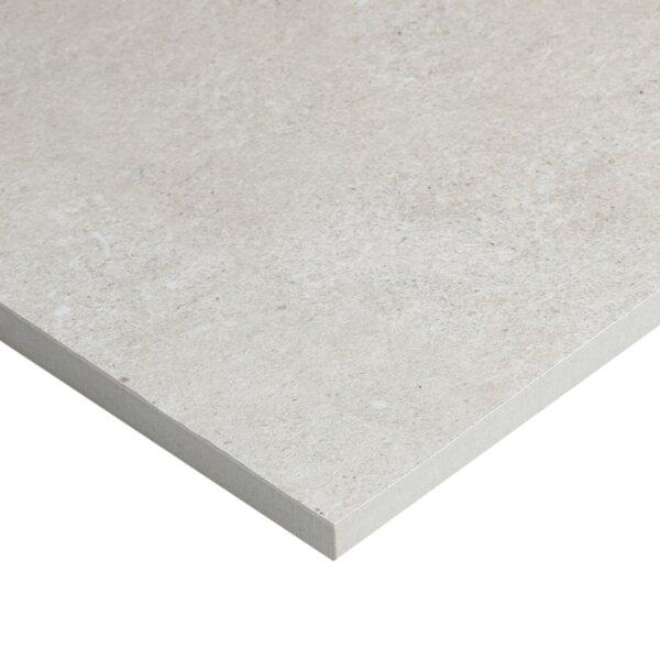 Haut Monde 12 x 24 Porcelain Field Tile in Nobility White by Daltile