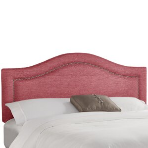 Bromarg Upholstered Panel Headboard by House of Hampton