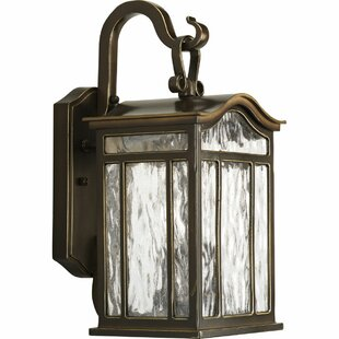Bargain Triplehorn 2-Light European Wall Lantern By Alcott Hill