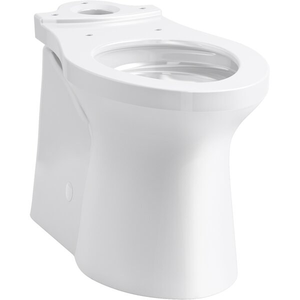 Comfort Height Elongated Toilet Bowl