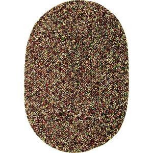 Rishikesh Brown Indoor/Outdoor Area Rug