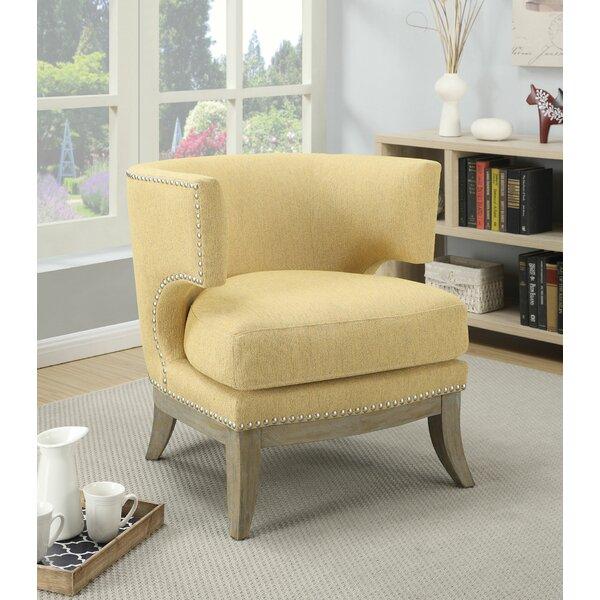 Albiero Barrel Chair by Willa Arlo Interiors