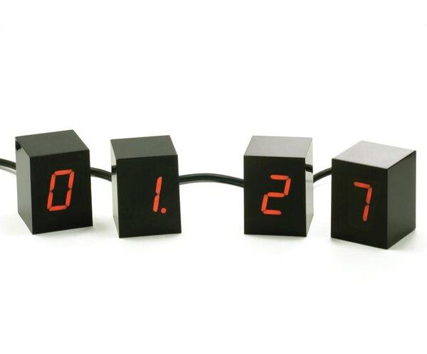 Jonas Damon Tabletop Clock by Areaware