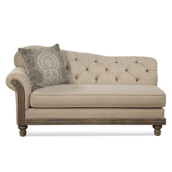 Trivette Chaise Lounge by Lark Manor