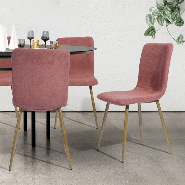Blumberg Upholstered Side Chair (Set Of 4) By Foundstone
