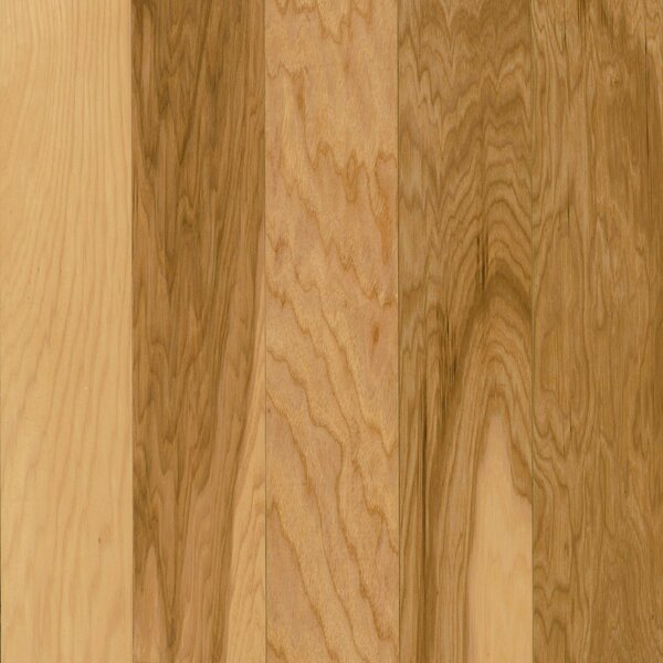 Prime Harvest 5 Engineered Hickory Hardwood Flooring in Country Natural by Armstrong Flooring