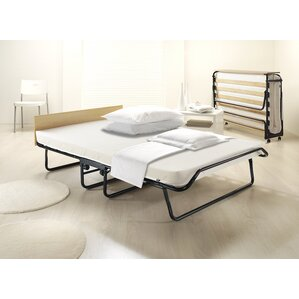 Contour Folding Bed with Memory Foam Mattress by Jay-Be