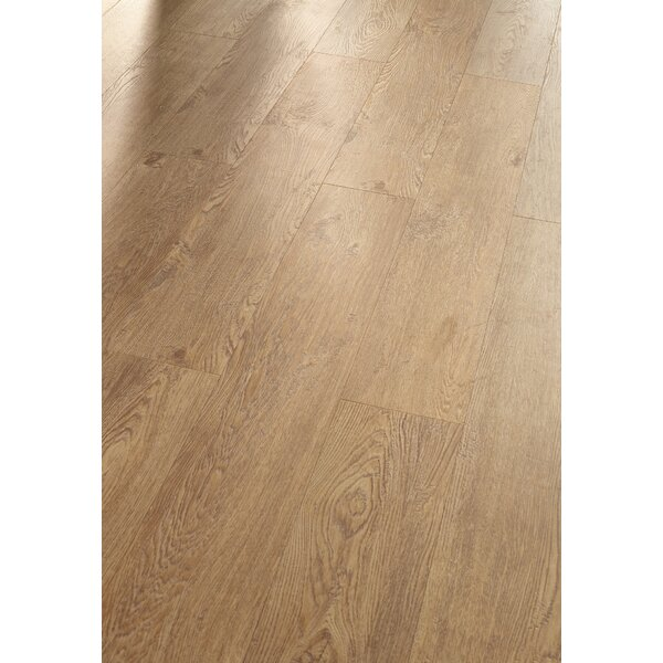 HydroCork 6 Hardwood Flooring in Castle Raffia Oak by Wicanders