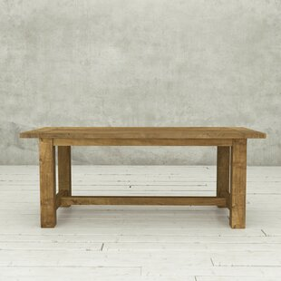 Best Reviews Catalonia Solid Wood Dining Table ByUrban Woodcraft