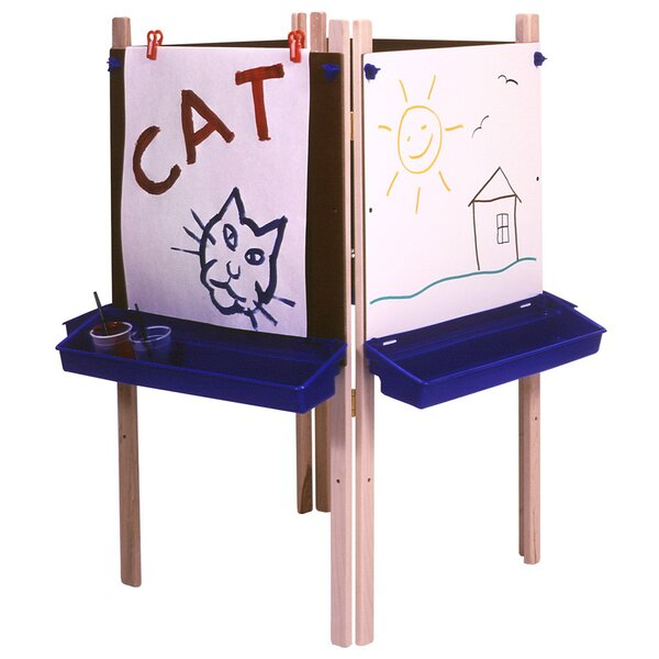 Adjustable Board Easel by Angeles