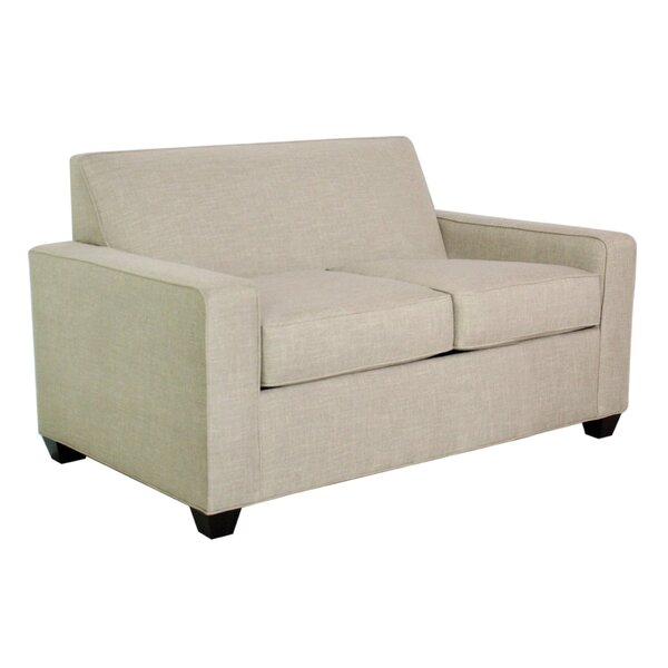 Avery Loveseat Sofa by Edgecombe Furniture