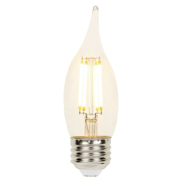 4W E26 Dimmable LED Candle Light Bulb by Westinghouse Lighting