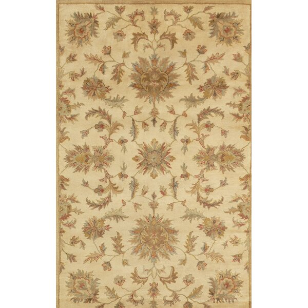 Minster Ivory Area Rug by Charlton Home