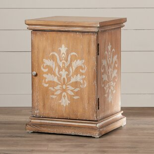 Trivette End Table with Storage