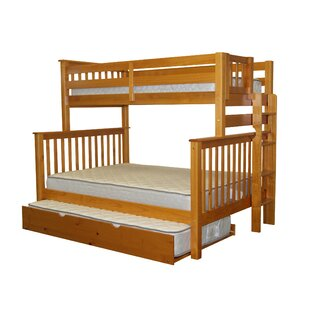 Buying Treva Twin Over Full Standard Bed with Trundle ByHarriet Bee