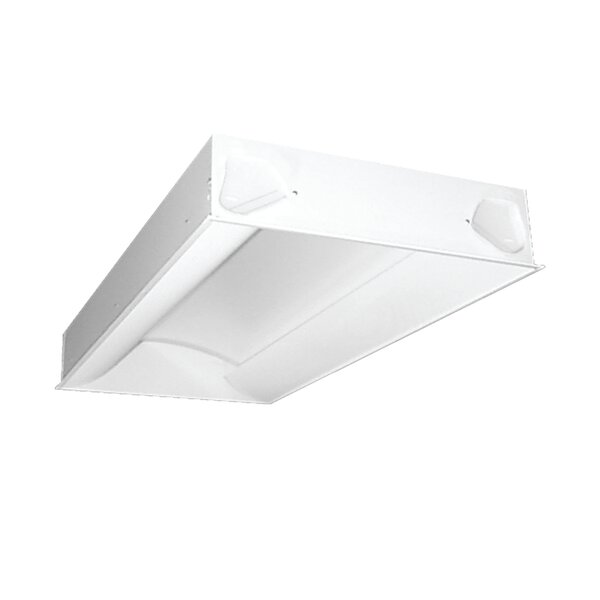 Ovation 61-Watt 2-Light High Bay by Cooper Lighting