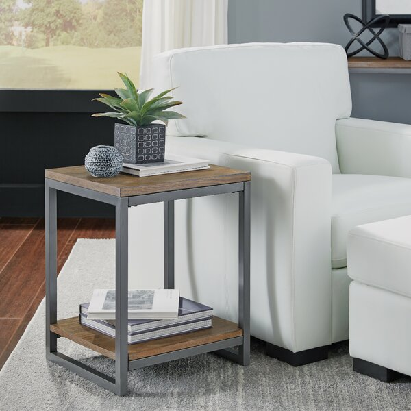 Review Eckles End Table