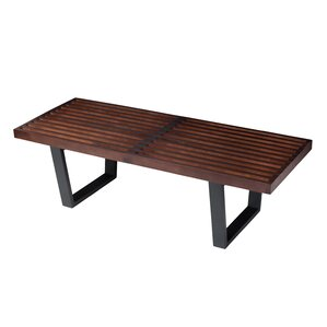 Wood Bench by Design Tree Home Best Reviews