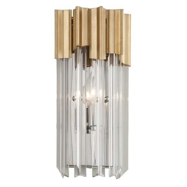 Charisma 1-Light Wall Sconce by Corbett Lighting