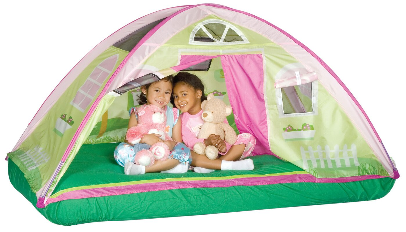 Cottage Bed Play Tent