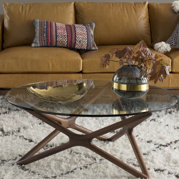 Conner Coffee Table by Foundstone Foundstone