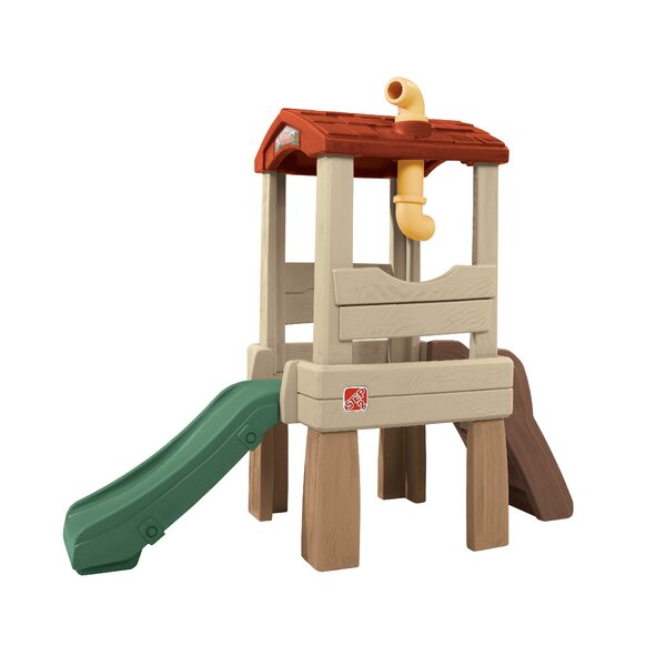 Naturally Playful Lookout Treehouse Climber By Step2.
