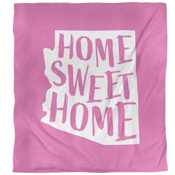 Home Sweet Arizona Duvet Cover
