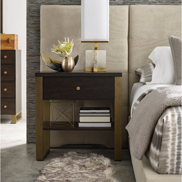 Austin 1 Drawer Nightstand By Rachael Ray Home by Rachael Ray Home Best