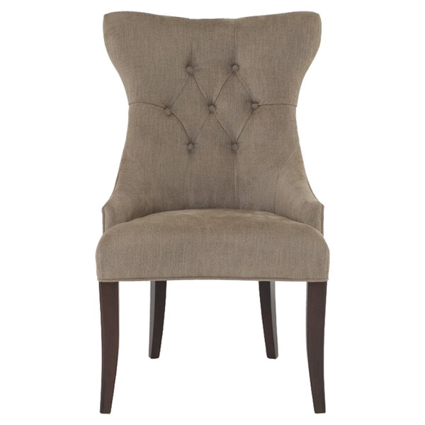 Samantha Upholstered Dining Chair by Bernhardt