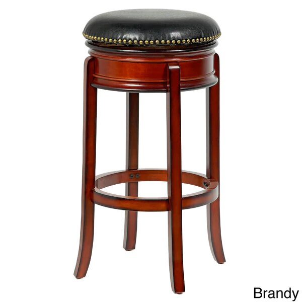 Magdaleno 29 Swivel Bar Stool by Winston Porter
