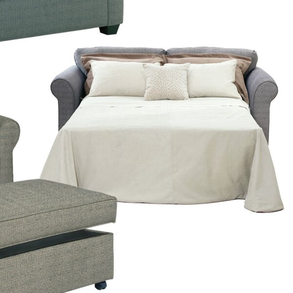 Looking for Serta Upholstery Tyler Queen Sleeper By Alcott Hill Coupon