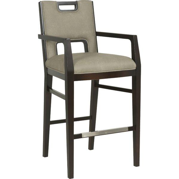 Holmes 32 Bar Stool by Fairfield Chair