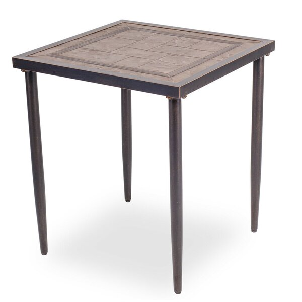Patio Chat Table by Ebern Designs