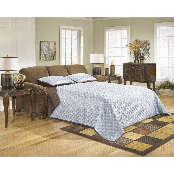Vandalia Sofa Bed by Fleur De Lis Living