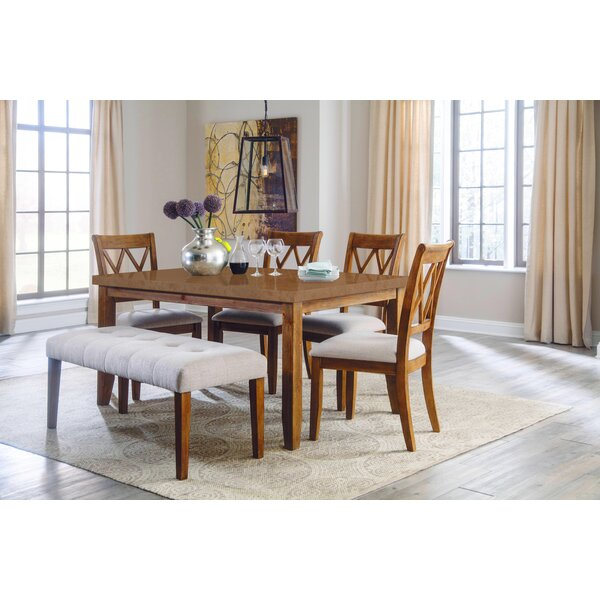 Rodas Indoor 6 Piece Dining Set by Gracie Oaks