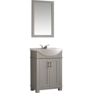 Bathroom Single Sink Vanity. Save Cambria 24 Single Bathroom Vanity Set