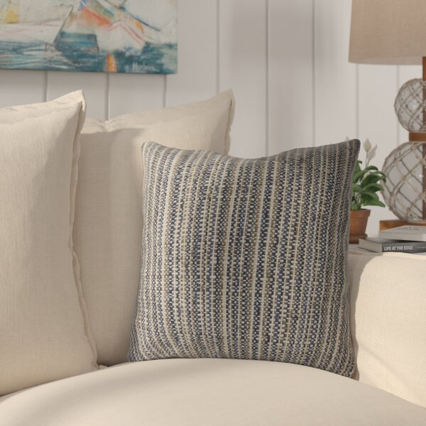Caver Luxury Throw Pillow by Longshore Tides