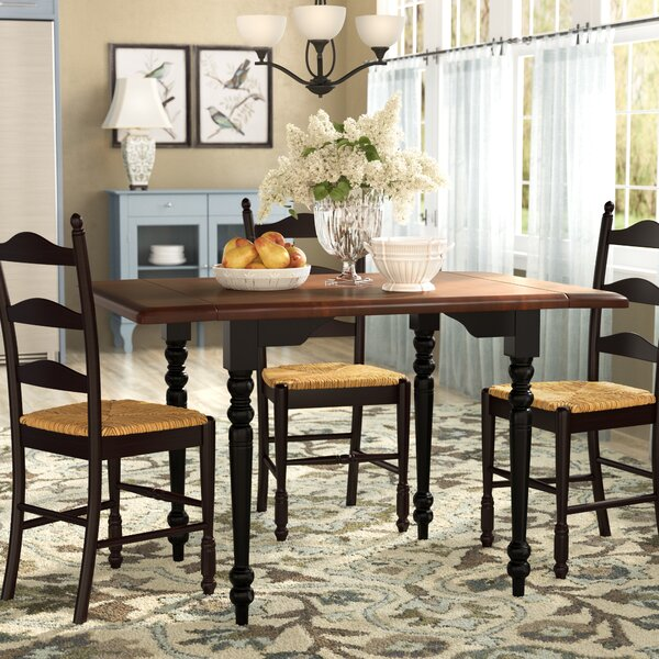 Stromberg Drop Leaf Dining Table by Loon Peak