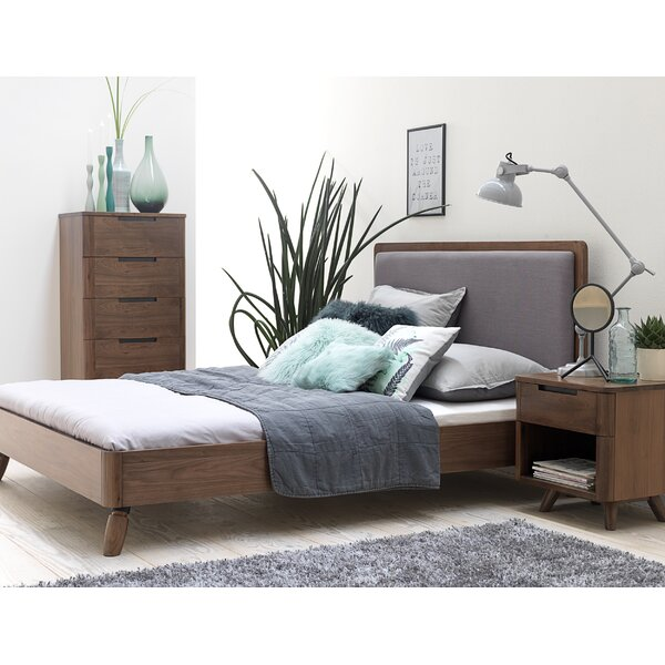Cottle Upholstered Platform Bed by Corrigan Studio