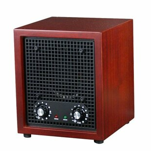 Ozone Ionizer Fresh Air Purifier with HEPA Filter