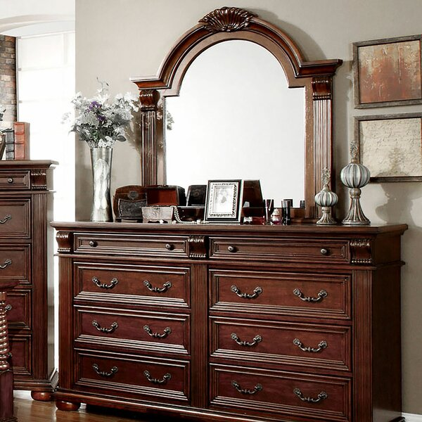 Wanda 8 Drawer Double Dresser By Astoria Grand by Astoria Grand Sale