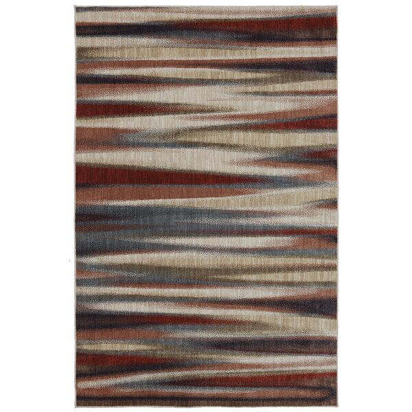 Dryden Muslin Striped Tupper Lake Rug by Mohawk Home