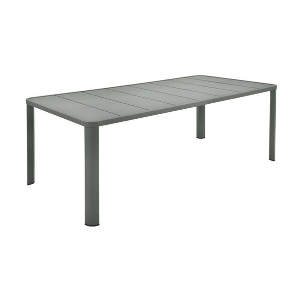 Oleron Aluminum Dining Table by Fermob