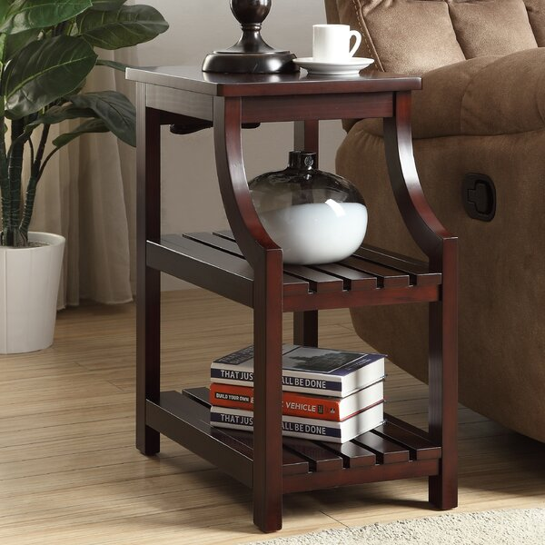 Pavo End Table by Winston Porter